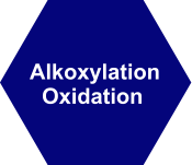 Alkoxylation   Oxidation